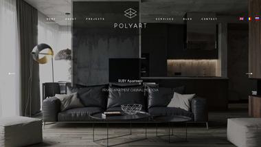 Birou de arhitectură si design în Chișinău - Polyart Design