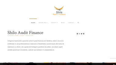 Shilo Audit Finance - Servicii Financiar/Contabile