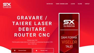 Servicii de Gravare si Taiere laser StageX.ro