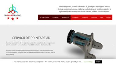 Servicii de printare, scanare si modelare 3D - 3dSmart.ro