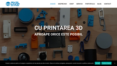 Printare 3D si design