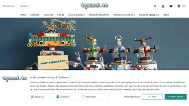 ropunct.ro - magazin online de cadouri, gadgeturi si accesorii copii