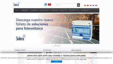 Solera - Producător Echipamente Electrice European de Calitate.