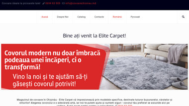 Covoare Chișinău - Elite Carpet