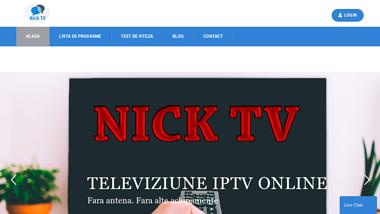 NickTv | Iptv Romania