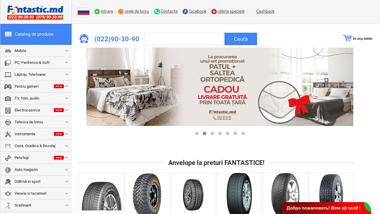 Fantastic MD - magazin online cu livrare în toată Moldova