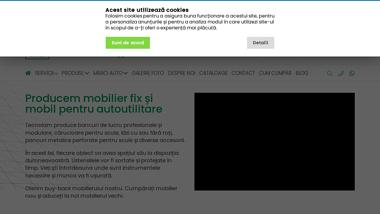 Producător mobilier profesional pentru service mobil și service fix.