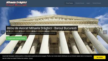 Avocat Bucuresti | Cabinet Avocatura Mihaela Draghici