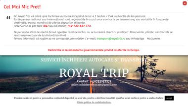 Contact Inchirieri Autocare