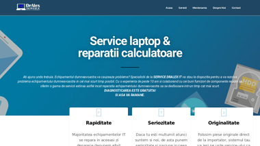 Service laptop & reparatii calculatoare Sector 6 - Dralex IT
