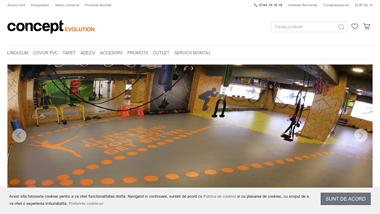 Linoleum Covor PVC Mocheta Pardoseli PVC Parchet - furnizare si instalare - importator direct