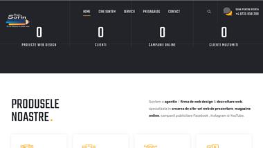 SorinDesign | Agentie Web Design