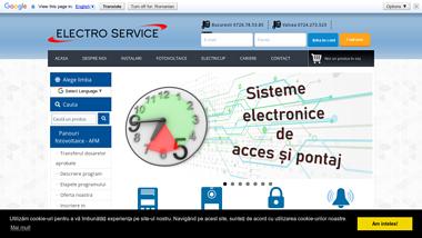 S.C. Electro-Service Distributie S.R.L.