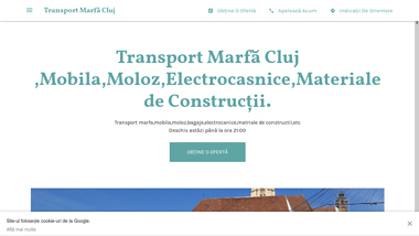 TRANSPORT MARFA CLUJ-NAPOCA