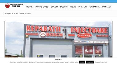 Reparatii Injectoare Bosch, Delphi, Piezo, Pompe Duze, Siemens, Denso