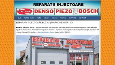 Reparatii Injectoare Buzau, Maracineni