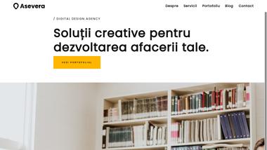 Asevera - agentie de marketing, webdesign & development